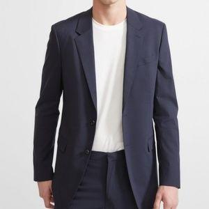Theory Navy Blue Blazer Sports Coat Mens 40-42R